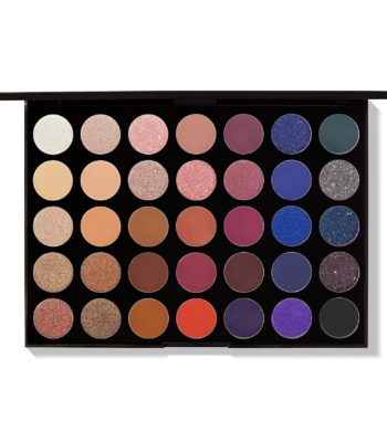 morphe 35v stunning vibes artistry palette