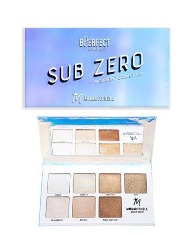 paleta sub zero