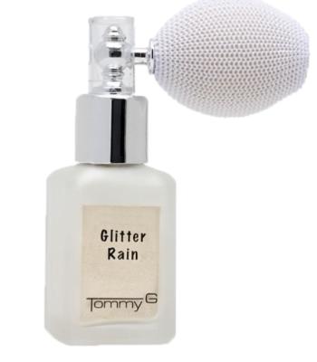 glitter rain