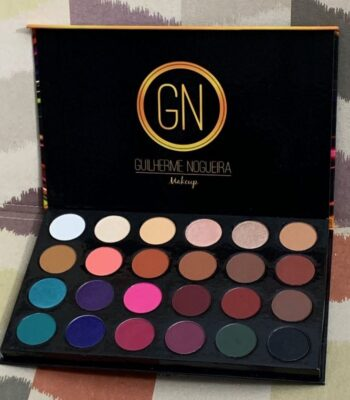 paleta de sombra 24 cores
