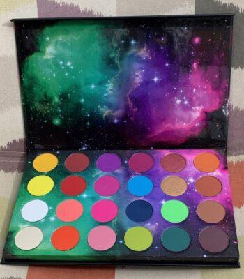 paleta de sombras 24 cores